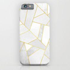 White Stone iPhone & iPod Case by Elisabeth Fredriksso…