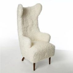 Check out the deal on Sheep Fur Recycled Chair at Eco First Art