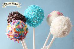 Cake pops et cupcakes personnalisables chez comme un gâteau