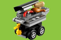 FREE LEGO Grill Mini Model Build at Lego Stores on http://www.freebies20.com/