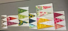 Tangelo Class with Carolyn Friedlander. Paper Piecing {Learn More, Sew More} - Crafty Planner