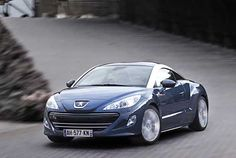 Peugeot RCZ 2012: un hermoso y veloz coupe deportivo