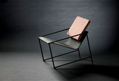 Interior architect Pentti Hakala designs distinctive recognizable furniture of which the Pisa chair