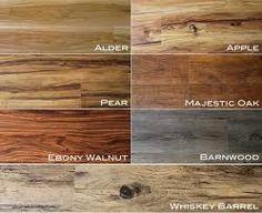 Zar Wood Stain Color Chart Pine Oak Ranch Bath