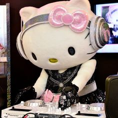 10 Hello Kitty Facts That'll Forever Change the Way You See Her: You may have spent the better part of your childhood collecting Hello Kitty paraphernalia, but how well do you really know her?
