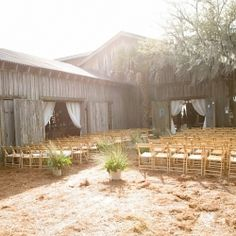 rustic, gorgeous, and chic