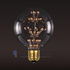 Úspora pri použití LED žiaroviek sa vám navráti do 2 rokov. Vďaka svojej dekoračnej žiare, vyžaruje rustikálne kúzlo ako žiadna iná žiarovka. FIREWORKS žiarovka je rustikálneho vzhľadu a poskytuje krásne kultivované svetlo s perfektnou reprezentáciou farieb. Žiarovka dokáže vykúzliť fantastické osvetlenie pre zlepšenie nálady. Vďaka štandardnej pätici E27 ju môžete použiť do akéhokoľvek lustra, lampy ktorá má túto päticu. Vďaka svojmu dizajnu sa táto žiarovka hodí ako diskrétne efektné…