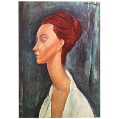 Amedeo modigliani portrait of lunia czechowska painting reproduction art on canvas Amedeo Modigliani, Modigliani Paintings, Modern Canvas Art, Modern Art Paintings, Modern Artwork, Diy Canvas Art, Wassily Kandinsky, Maurice Utrillo, Henri De Toulouse Lautrec