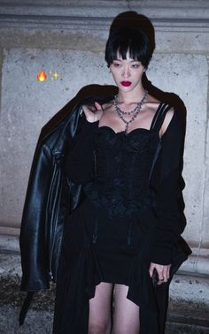 Sora Choi, Goth, How To Wear, Style, Modeling, Board, Face, Fashion, Gothic