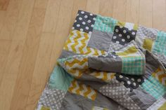 Want to make a fun quilt!