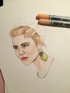 Glenda vaccaro illustration