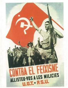 Against fascism Subscribe to the militias