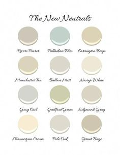 Maybe Palladian blue for living room? New neutral paint colors by Benjamin Moore. New neutral Benjamin Moore paint…