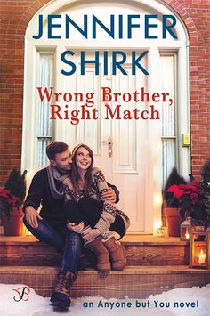 {Spotlight} Wrong Brother, Right Match by Jennifer Shirk*