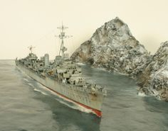 Model Shipwrights :: Coast by Werner De Keersmaecker