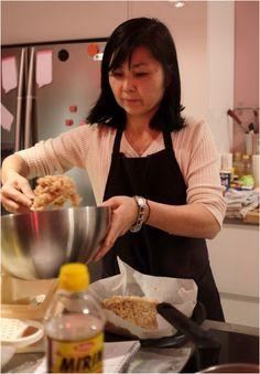 Ikuko - spécialiste cuisine !