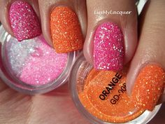 LuvMyLacquer: On trend with Zoya neons and animal print!
