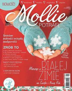 Igła i Szydełko: Mollie Makes czyli Mollie Potrafi Jakie było moje ...