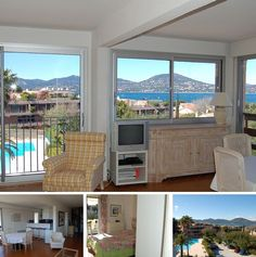 2-bedroom rental apartment - French Riviera - Saint-Tropez    from 1300 € / week