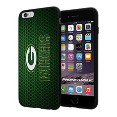 "NFL Green Bay Packers Logo, Cool iPhone 6 Plus (6+ , 5.5"") Smartphone Case Cover Collector iphone TPU Rubber Case Black Phoneaholic http://www.amazon.com/dp/B00VTOOHK0/ref=cm_sw_r_pi_dp_Ykkmvb0NFW82V"