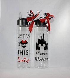 Cheer Worlds Summit Team Gift Personalized Water Bottle Cheer Competition Gifts, Cheer Team Gifts, Cheer Camp, Cheerleading Gifts, Summit Cheer, Cheer Captain, Cheer Banquet, Cheer Spirit, Cheer Quotes