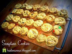 Burton Avenue: Search, Ponder & Bake! Scripture Cookies