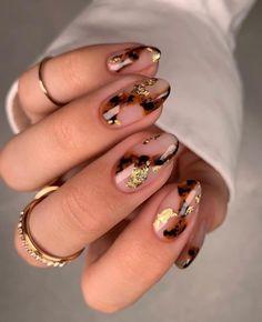 Nail Design Stiletto, Nail Design Glitter, Best Acrylic Nails, Acrylic Nail Designs, Nail Art Designs, Stylish Nails, Trendy Nails, Elegant Nails, Tattoo Heaven