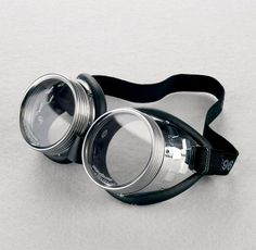 These retro German Goggles have mad scientist written all over them; they're actually functional, with an adjustable strap and scratch-resistant safety Percy Jackson Serie, Gotham, Bodhi Rook, Peter Maximoff, Ramona Flowers, New Danganronpa V3, Syaoran, Ahsoka Tano, Scott Pilgrim