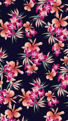 Image in Crazygirka's images album Frühling Wallpaper, Spring Wallpaper, Tropical Wallpaper, Cellphone Wallpaper, Flower Wallpaper, Lock Screen Wallpaper, Pattern Wallpaper, Wallpaper Backgrounds, Iphone Backgrounds Tumblr