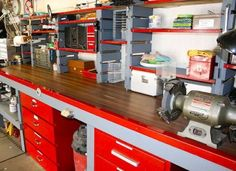 7 Ways to Set Up Your Home Workshop