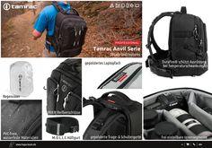 Bei Fototaschen zählt jedes Detail: Die neuen Anvil Rucksäcke für Profis von Tamrac Infos: http://hapa-team-blog.de/tamrac-anvil-serie-professionelle-rucksaecke-fuer-fotografen-und-filmer/?utm_content=buffer26903&utm_medium=social&utm_source=pinterest.com&utm_campaign=buffer