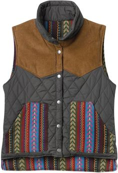 Beloved Alex vest for Fall... can't get enough!