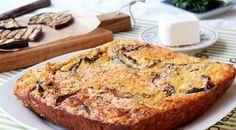 שילוב מנצח של גבינת פטה עיזים וחציל קלוי בפשטידה קיצית מעולה וקלה להכנה, שהופכת בריאה יותר כשמשתמשים בקוואקר