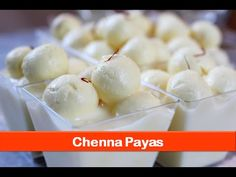 Sweets dish recipes of India:Famous Chenna Payas recipe for potluck,picn...