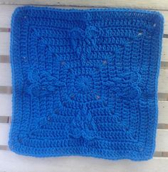 "Ravelry: September Romance 12"" Square pattern by Aurora Suominen"