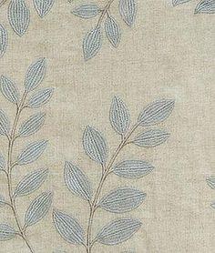 Pindler & Pindler Irisa Wedgewood - 115.40/yd (100% Linen)