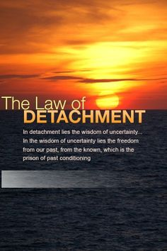 Law of Detachment (6)