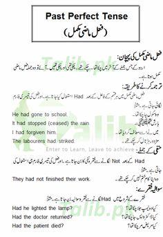 Tenses Book In Urdu Pdf