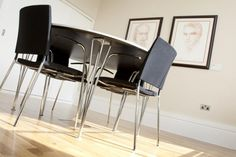 Meeting Rooms, Listed Building, Prince Philip, Contemporary Design, Dining Chairs, Interior, House, Furniture, Home Decor