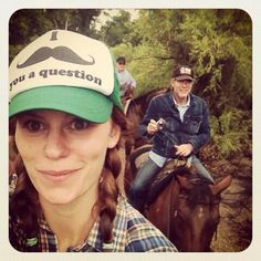 Cassidy Freeman and Robert Taylor from 'Longmire'