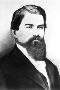 Georgia pharmacist John Stith Pemberton sold the first glass of his newly concocted drink in Atlanta's Jacobs Pharmacy in 1886. The drink would become world-famous as Coca-Cola.