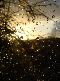 HE sends rain to remind me that HE heard my prayer for rest and relief of pain in this body that so wants to live