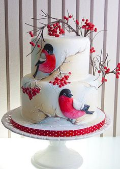ünnepi torta karácsonyra