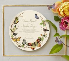 Unique and whimsical wedding invitations. From rustic florals to modern designs, find an invitation template that is perfect for your wedding day. Shop now: www.weddingpaperdivas.com