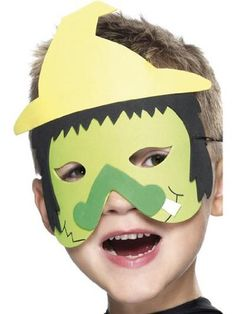 Childrens Halloween Foam Mask ~ Witch with fast delivery buy now.From Gifts N Party Witch Fancy Dress, Delivery, Halloween, Toys, Party, Gifts, Activity Toys, Presents, Clearance Toys