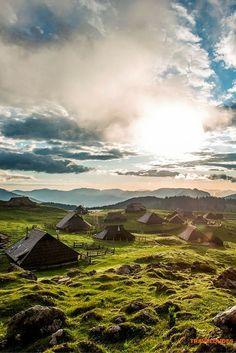 Jumping Back in Time in Velika Planina, Slovenia | Travel Dudes Social Travel Community