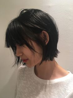 Today we have the most stylish 86 Cute Short Pixie Haircuts. Pixie haircut, of course, offers a lot of options for the hair of the ladies'… Continue Reading → Asian Short Hair, Girl Short Hair, Short Hair Cuts, Japanese Short Hair, Edgy Short Hair, Girl Haircuts, Hairstyles Haircuts, Pretty Hairstyles, Shot Hair Styles