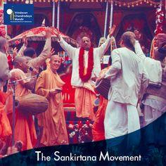 We at Vrindavan Chandrodaya Mandir wish to continue the Sankirtana Movement, help us