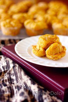 Pumpkin Monkey Bread Muffins | Tutti Dolci