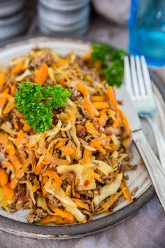 lättlagad och nyttig middag Cooking With Ground Beef, Vegetable Salad, Meal Prep, Easy Meals, Cheap Meals, Cheap Food, Lchf, Vegetarian Recipes, Beef Recipes